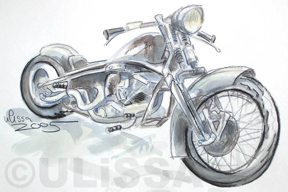 Custombike by ULISSA 2005