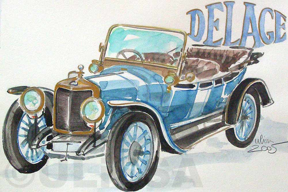 Delage by ULISSA 2005