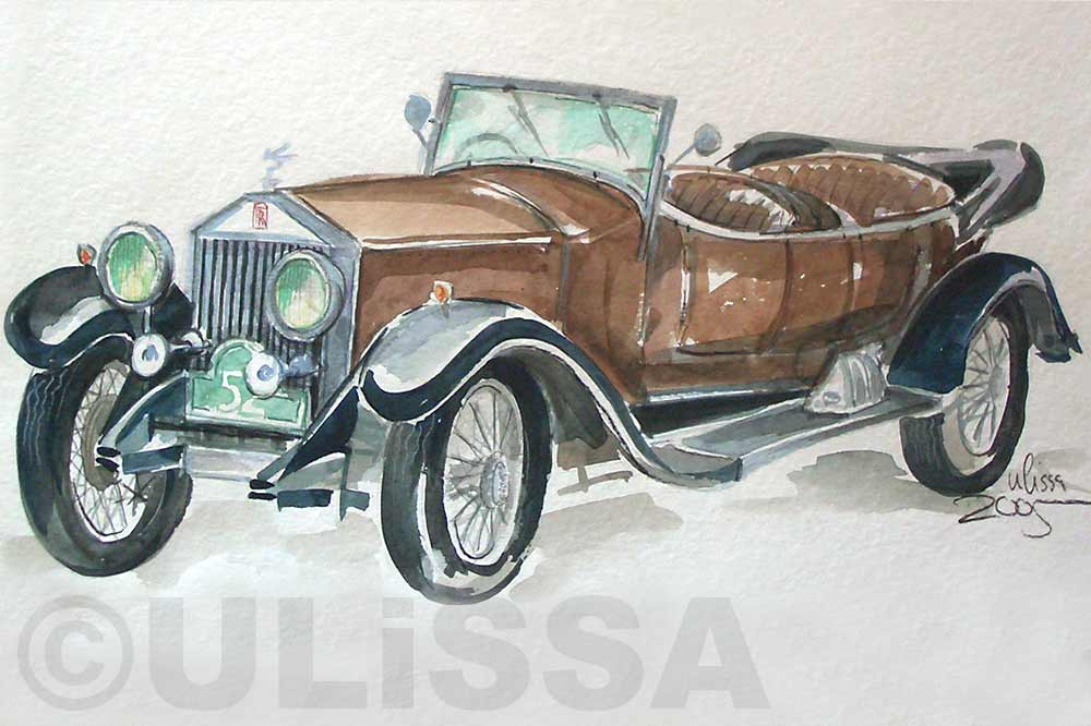 Rolls Royce by ULISSA 2005